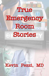 True Emergency Room Stories book cover